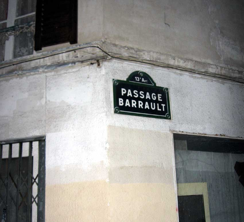 Passage Barrault
